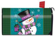 Winter Wonderland Mailbox Cover