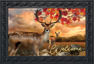 Harvest Deer Doormat