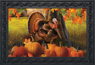 Harvest Turkey Doormat