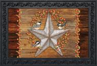 Harvest Barnstar Doormat