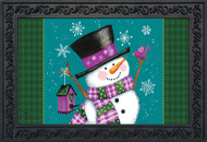 Winter Wonderland Doormat