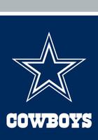 Dallas Cowboys NFL Garden Flag