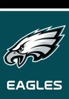 Philadelphia Eagles NFL Garden Flag