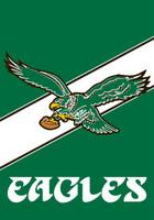 Philadelphia Eagles Retro Garden Flag
