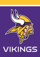 Minnesota Vikings Garden Flag