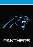 Carolina Panthers NFL Garden Flag