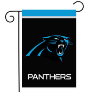 Carolina Panthers NFL Garden Flag