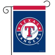 Texas Rangers MLB Garden Flag