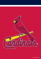St. Louis Cardinals MLB Garden Flag
