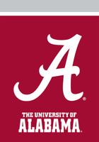 Alabama Crimson Tide NCAA Garden Flag