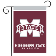Mississippi State Bulldogs NCAA Garden Flag