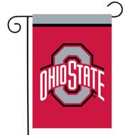 Ohio State Buckeyes NCAA Garden Flag
