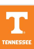 Tennessee Volunteers NCAA House Flag