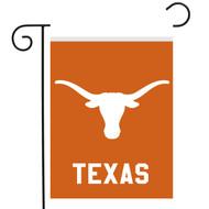 Texas Longhorns NCAA Garden Flag