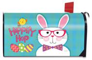 Hippity Hop Bunny Mailbox Cover