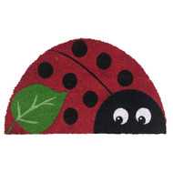 Ladybug Coir Doormat (Case Pack - 4)