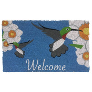Hummingbirds Coir Doormat (Case Pack - 4)