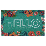 Hello Coir Doormat (Case Pack - 4)