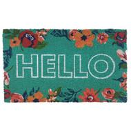 Hello Coir Doormat (Case Pack - 4)