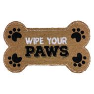 Wipe Your Paws Coir Doormat (Case Pack - 4)