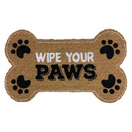 Wipe Your Paws Coir Doormat (Case Pack - 4)