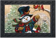Winter Friends Doormat