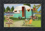 Woodsy Camper Doormat