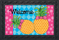 Pineapple Welcome Doormat