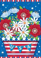 American Planter Garden Flag
