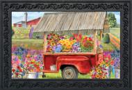 Spring Farm Doormat