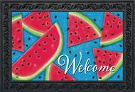 Watermelon Welcome Doormat