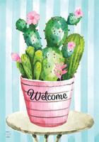 Cactus Bouquet Garden Flag