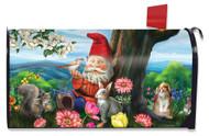 Garden Gnome Mailbox Cover