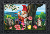 Garden Gnome Doormat