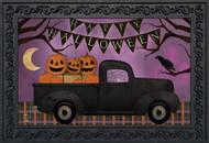 Halloween Truck Doormat