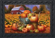 Pumpkin Farm Doormat