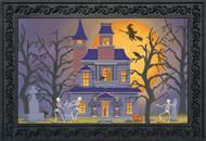 Haunted House Party Doormat