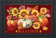Fall Beauty Doormat