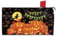 Halloween Haunts Mailbox Cover