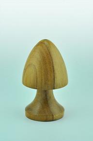 Elite Natural Small Mushroom Bracelet Display