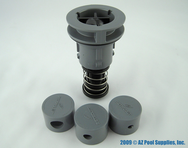 Paramount RetroJet Nozzle for A&A Manufacturing QuikClean 2 with Nozzle Caps