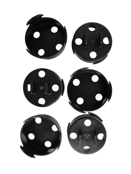 Paramount PCC2000 Nozzle Tool Replacement Heads (Pack of 6)