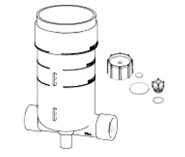 Paramount Paralevel Plumbing Kit For Paver Decks