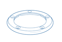 Paramount Vanquish Body Ring Top