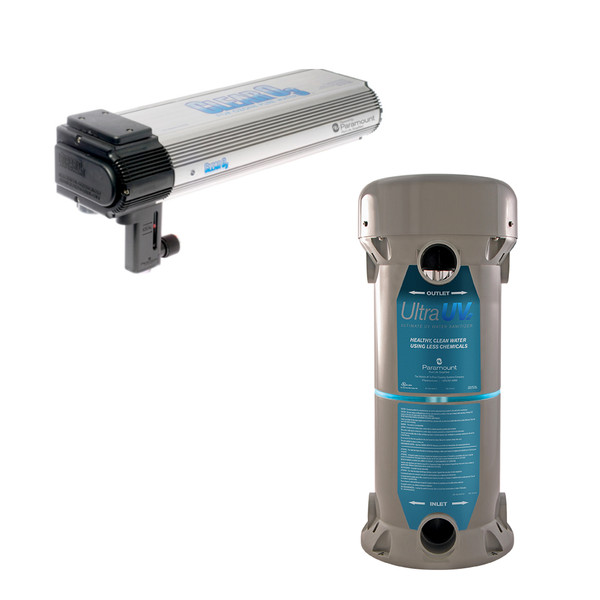 Paramount Clear O3 Ozone & Ultra UV2 Water Sanitizer Combo