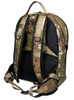 The Bugout Solar Backpack, rear, OCP Camo