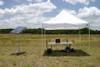 Solar Tripod Power Station 100P, pop-up tent