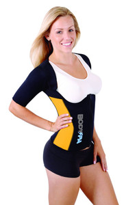 Ropa Deportiva -Body Spa Extreme Chaleco con MANGAS