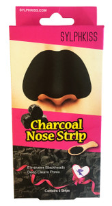 Charcoal Nose Strip - Set of 6