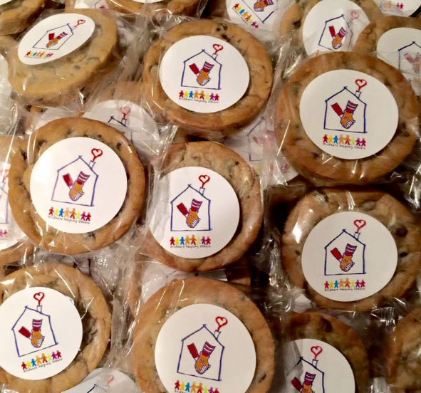 Cookies for Ronald McDonald House